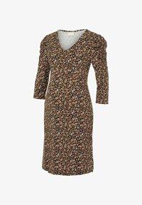 MAMALICIOUS - MLHANNAH - Jumper dress - black - 5
