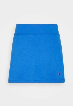 SKORT ANNA - Sports skirt - celestial blue