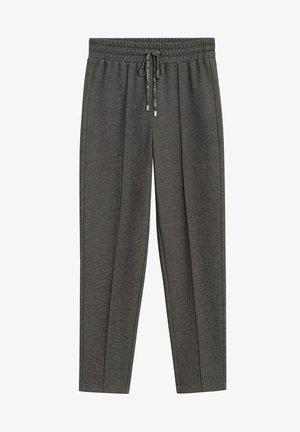 PIQUE7 - Spodnie treningowe - tmavě šedá vigore