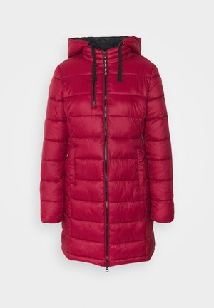 LINNA - Winter coat - currant