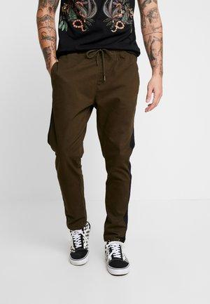 SEAN - Kalhoty - khaki