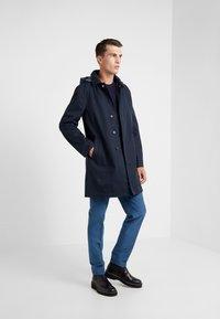 Club Monaco - COAT - Short coat - navy - 1