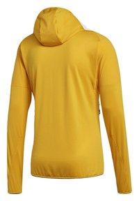 adidas Performance - TERREX SKYCLIMB FLEECE JACKET - Fleece jacket - yellow - 10