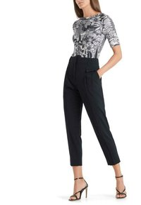 Marc Cain - Trousers - midnight blue - 0