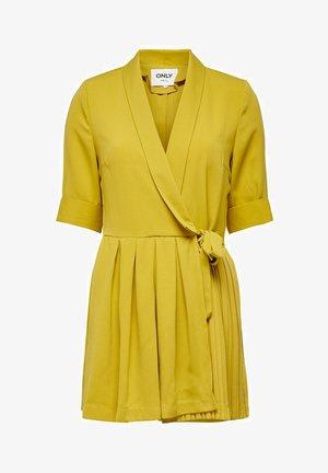 LANGER - Jumpsuit - oil yellow