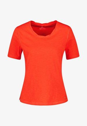 Basic T-shirt - sundown
