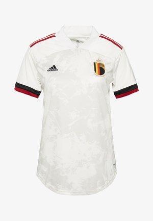 RBFA BELGIEN A JSY W - National team wear - owhite