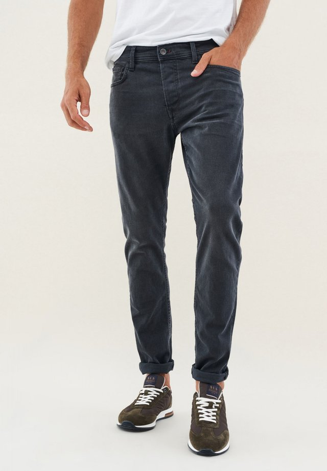 SLIM  FIT - Slim fit jeans - gray