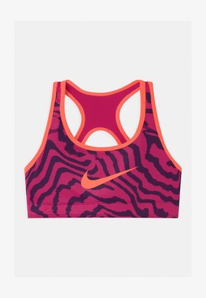 Sports bra - fireberry/bright mango