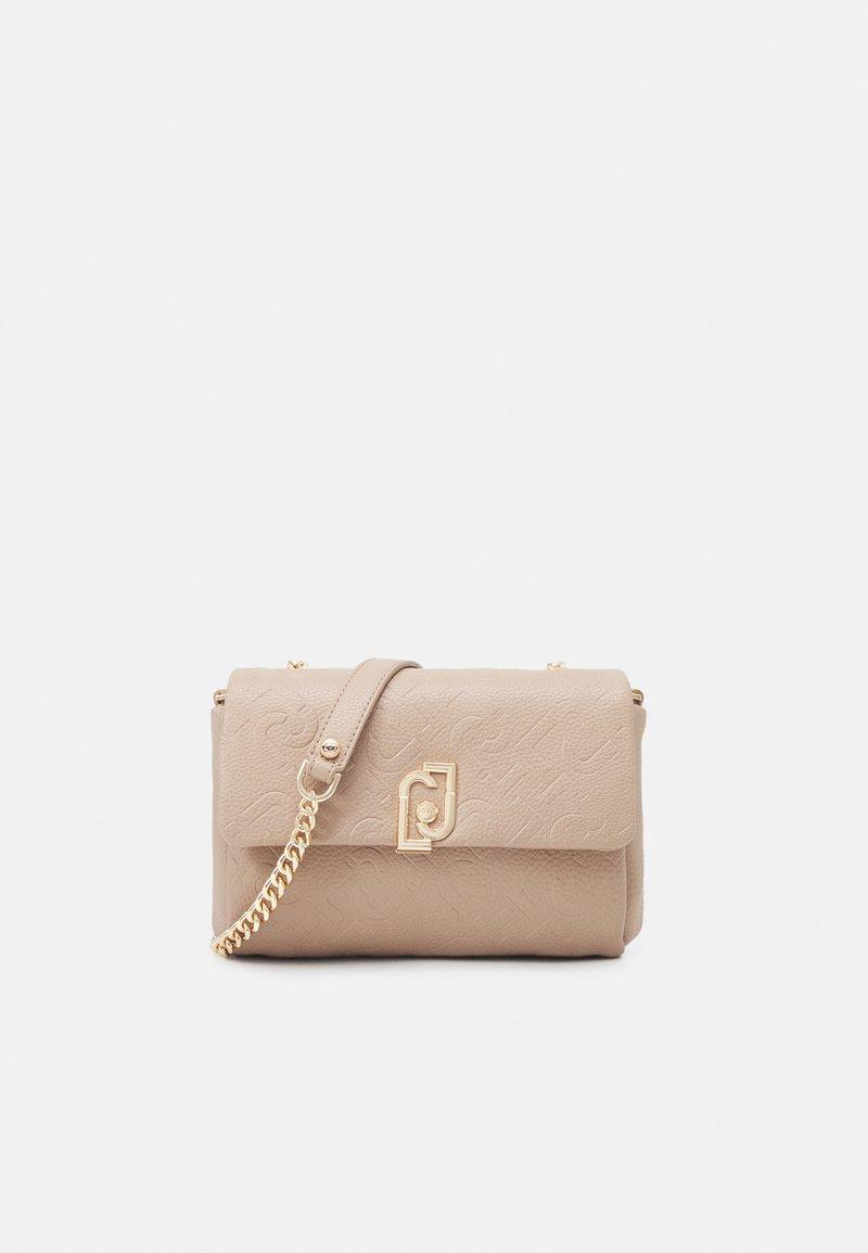 LIU JO - CROSSBODY - Across body bag - cappuccino