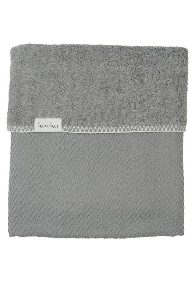 WIEGEDECKE STOCKHOLM - Baby blanket - grey