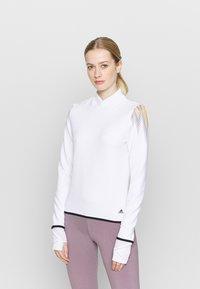 adidas Performance - Sweatshirt - white - 0