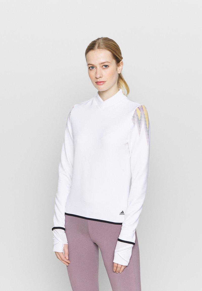 adidas Performance - Sweatshirt - white