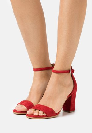 JUDY - Sandales - red