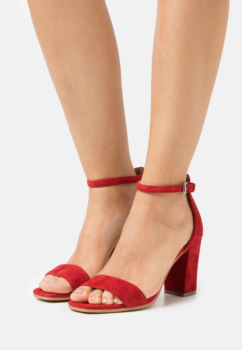 Steven New York - JUDY - Sandals - red