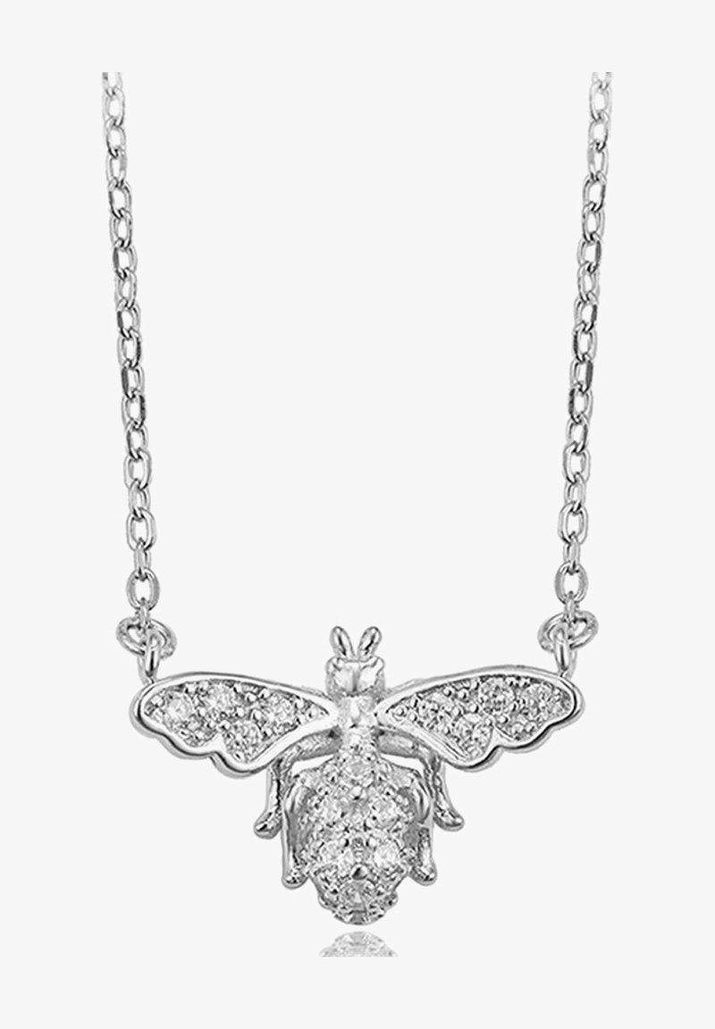 AMORETTO MILANO - Necklace - silver-coloured
