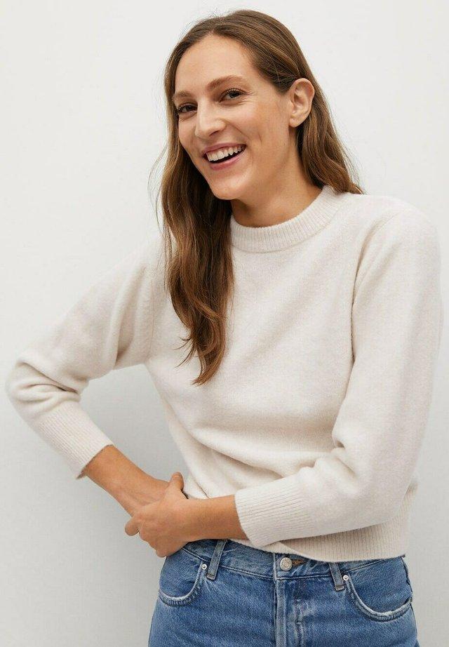 ARENA - Sweter - gris claro/pastel
