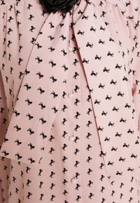 Sister Jane - WILD HORSES BOW BLOUSE - Blouse - pink - 2