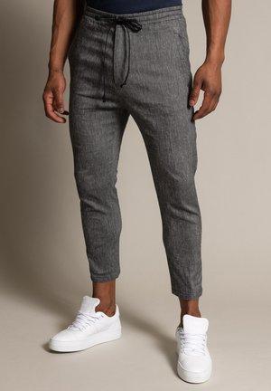 JEGGER  - Trousers - grau meliert