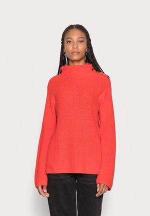 COO CORE WSR - Jumper - orange red