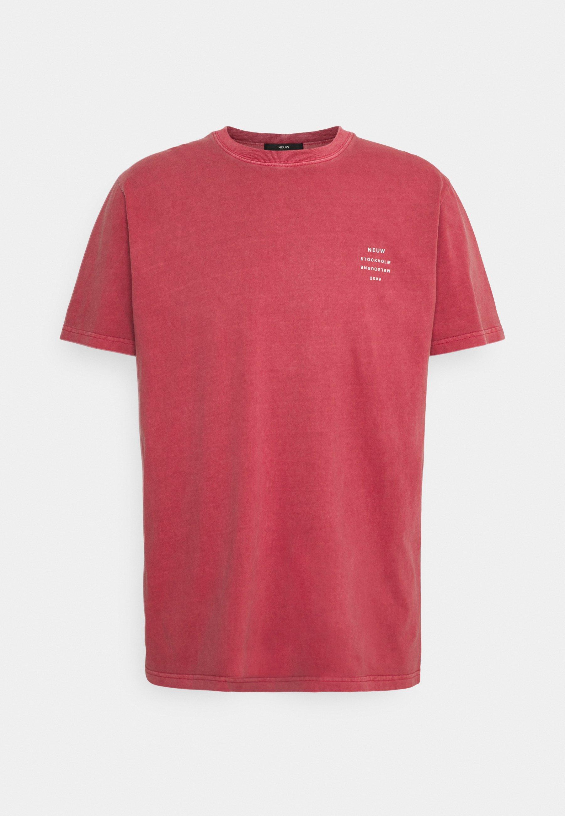 Men BAND TEE - Print T-shirt