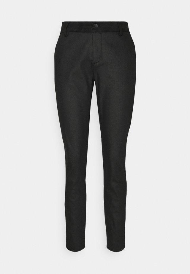 BLAKE GALLERY PANT - Kalhoty - black