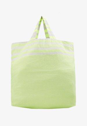 Shopper - yellow