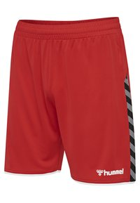 Hummel - AUTHENTIC - Sports shorts - true red - 2