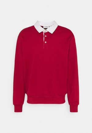 RON RUGGER - Collegepaita - red medium