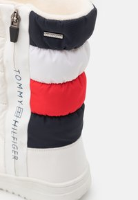 Tommy Hilfiger - Winter boots - white - 5