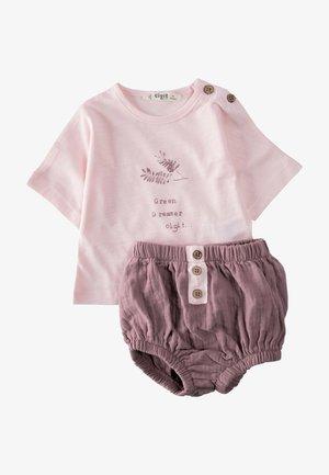 SET - Short - light pink