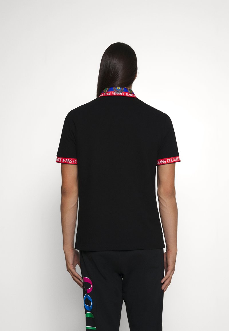 Versace Jeans Couture - Polo shirt - nero