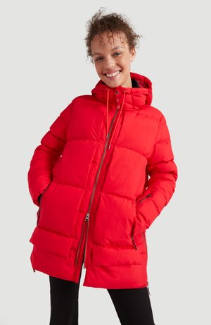 AZURITE JACKET - Snowboardjacke - fiery red