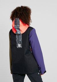 DC Shoes - ENVY ANORAK - Snowboard jacket - multicolor - 2