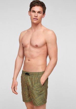 Swimming shorts - grey aop