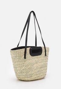 maje - BASKET - Handbag - noir - 2