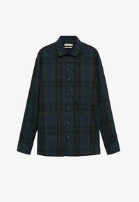 Mango - CAB - Overhemd - marineblau - 5