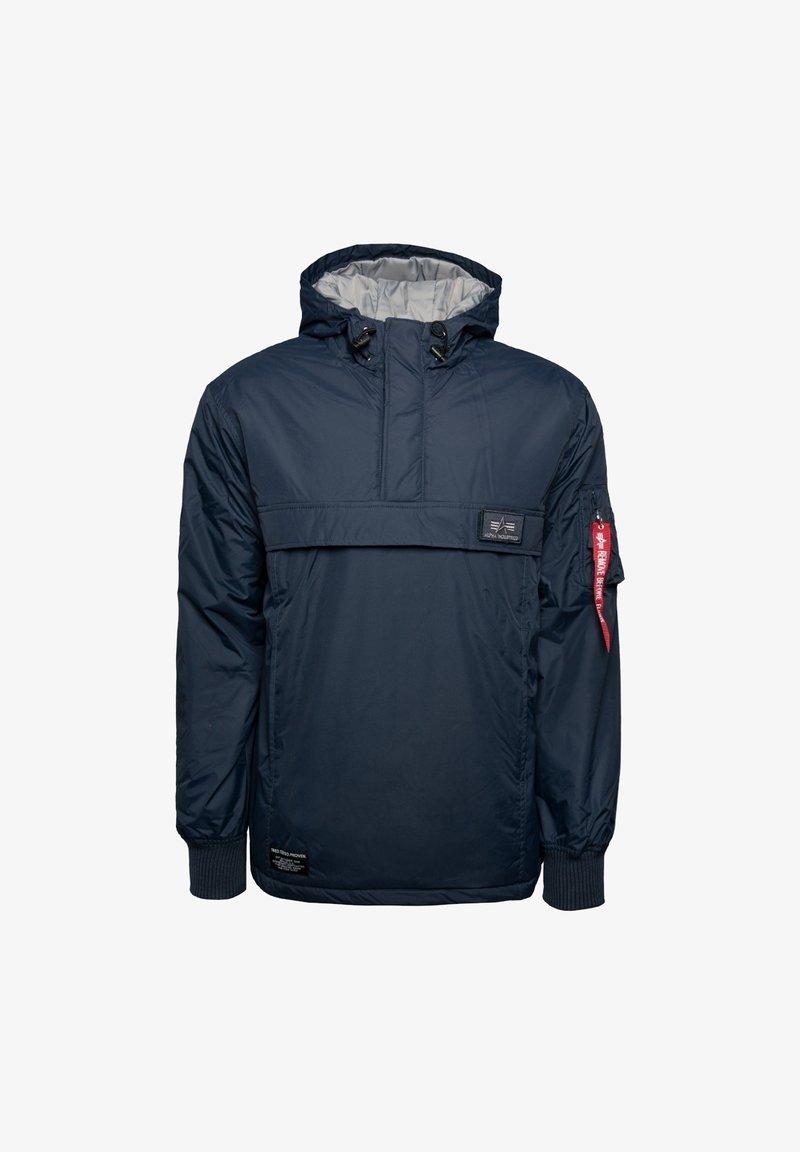 Alpha Industries - Light jacket - replica blue