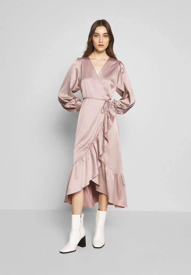 WRAP DRESS - Robe de soirée - etherea