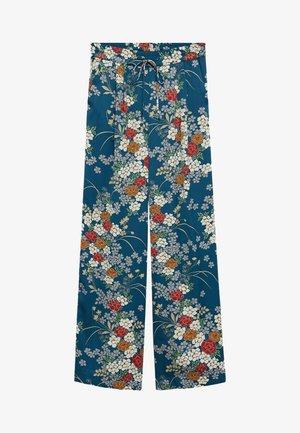 PETAL - Pantalones - bleu