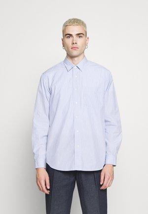 LONG SLEEVES - Shirt - blue