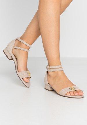 PALONA - Sandals - sand samoa