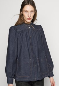 WEEKEND MaxMara - VOCIARE - Button-down blouse - nachtblau - 3