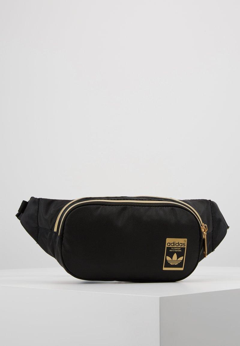 adidas Originals - WAISTBAG - Bum bag - black