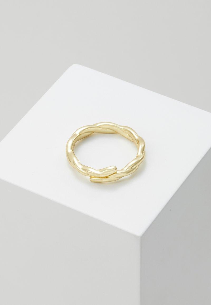 Pilgrim - Ring - gold-coloured