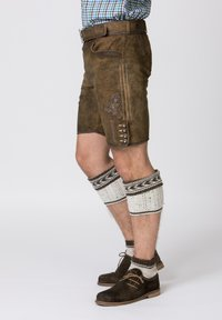 Stockerpoint - Shorts - brown - 2