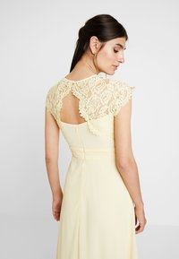 TFNC - NEITH MAXI - Occasion wear - pastel yellow - 4