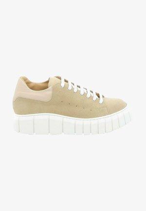 PLANTO - Sneakers laag - beige