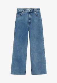 Mango - CAROLINE - Flared Jeans - middenblauw - 6