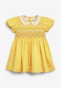 Next - Denní šaty - ochre - 1